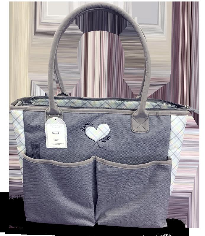 Grandma Hearts Tote Bag