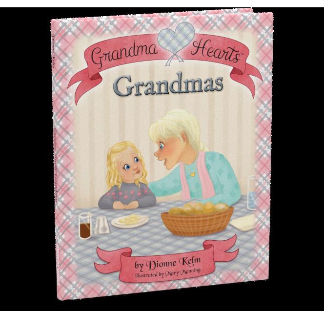 Grandma Hearts: Grandmas