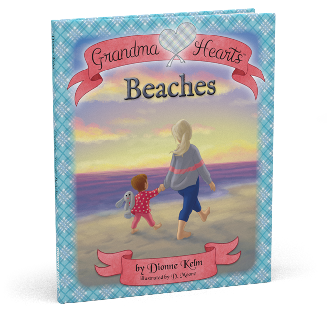 Grandma Hearts: Beaches